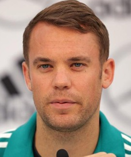 German Footballer Manuel Neuer