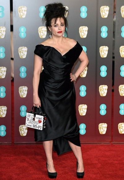 Helena Bonham Carter Body Measurements Stats
