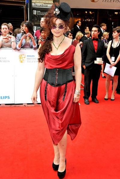 Helena Bonham Carter Height Weight Stats