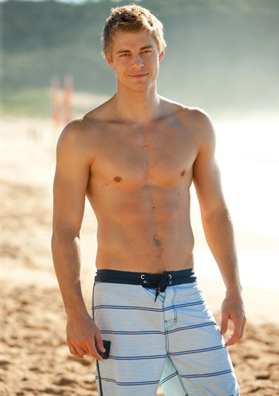 Luke Mitchell Height Weight Stats