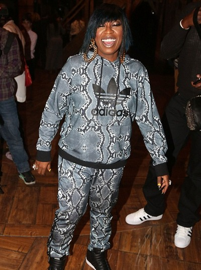 Missy Elliott Body Measurements Shape