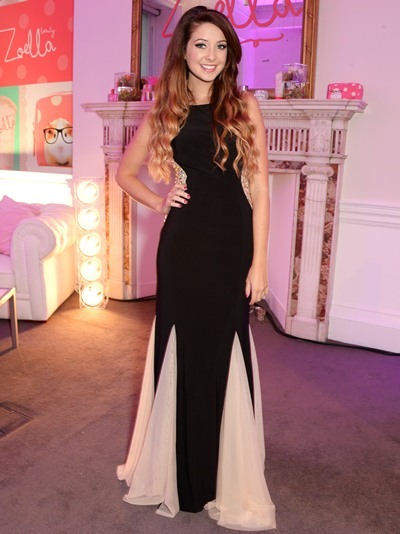 Zoe Sugg Height Weight Stats