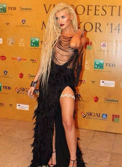 Era Istrefi Height Weight Stats