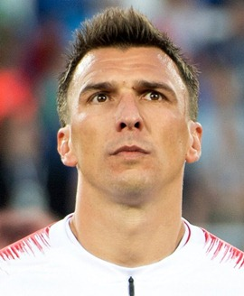 Mario Mandzukic Body Measurements Height Weight Shoe Size Age Stats Facts Bio