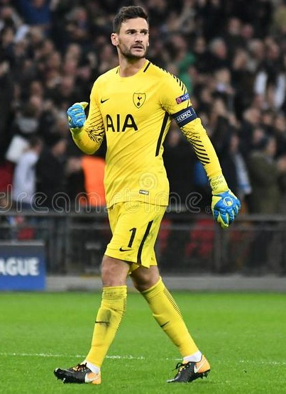 Hugo Lloris Body Measurements Stats