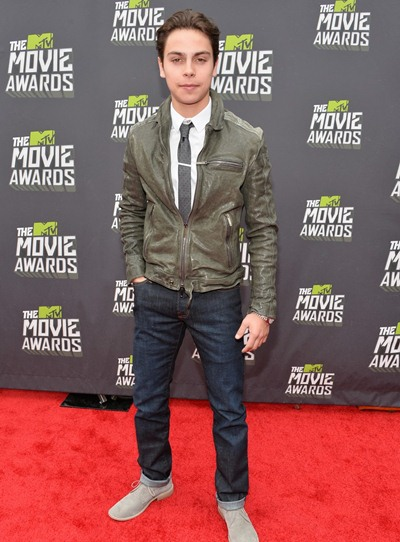 Jake T. Austin Height Weight Stats