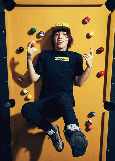 Lil Xan Body Measurements Bio