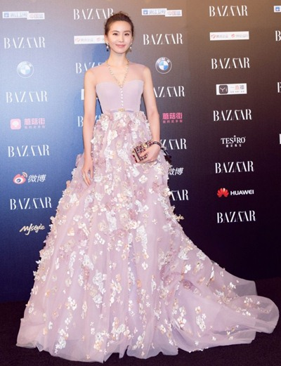 Liu Shishi Height Weight Stats
