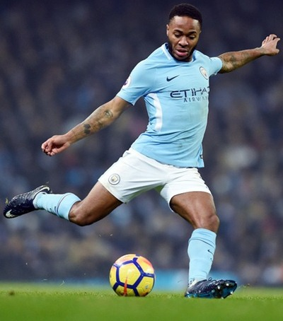 Raheem Sterling Height Weight Stats