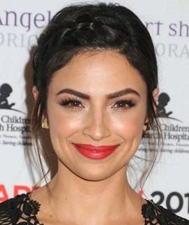 Actress Floriana Lima