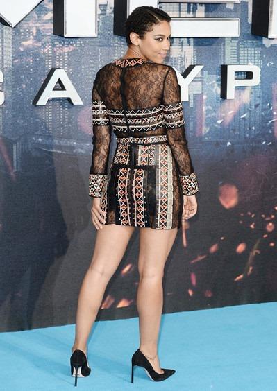Alexandra Shipp Height Weight Shoe Size