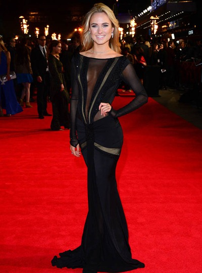 Kimberley Garner Body Measurements Stats