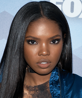 Singer Ryan Destiny
