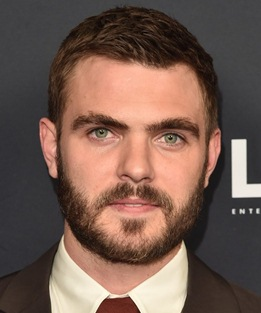 Actor Alex Roe