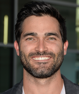 Actor Tyler Hoechlin