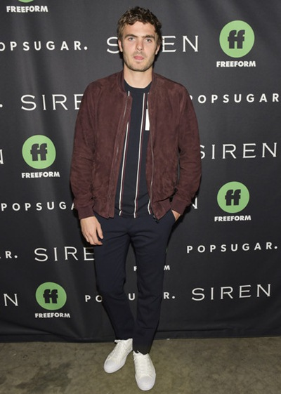 Alex Roe Height Weight Shoe Size