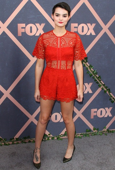 Brianna Hildebrand Body Measurements Stats