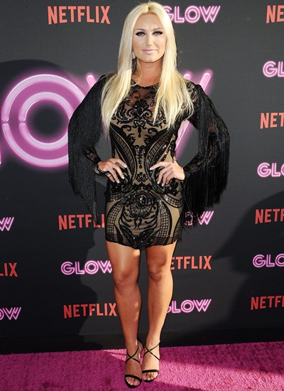 Brooke Hogan Body Measurements Bio