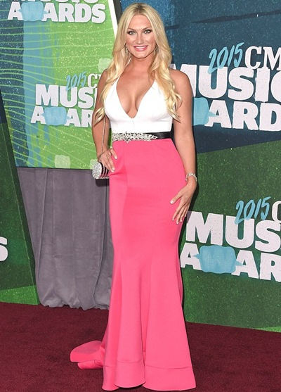 Brooke Hogan Height Weight Stats
