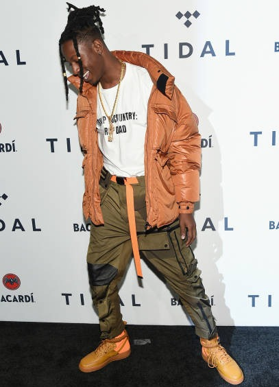 Joey Badass Height Weight Shoe Size