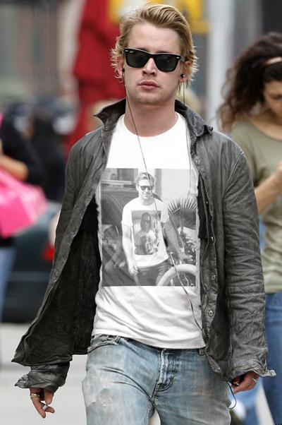 Macaulay Culkin Body Measurements Stats