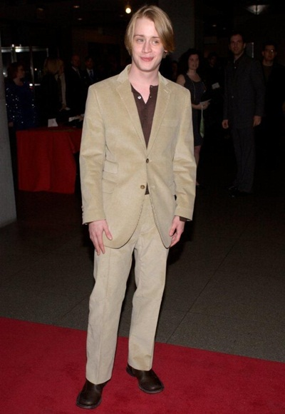 Macaulay Culkin Height Weight Shoe Size