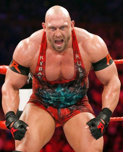 Ryback Height Weight Body Shape