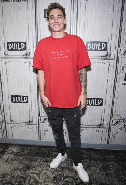 Sammy Wilk Body Measurements Stats