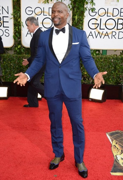 Terry Crews Body Measurements Stats