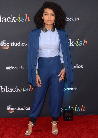 Yara Shahidi Height Weight Stats