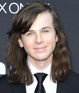 Actor Chandler Riggs