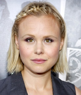 Actress Alison Pill