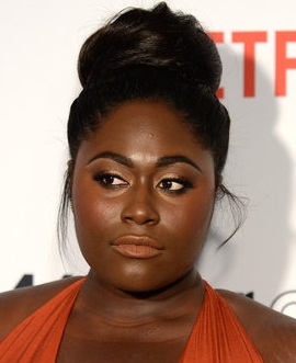 Actress Danielle Brooks