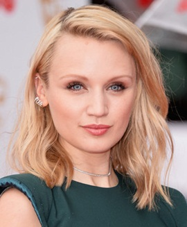 Actress Emily Berrington