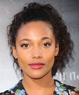 Actress Kylie Bunbury