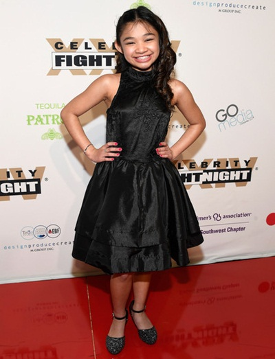 Angelica Hale Height Weight Shoe Size