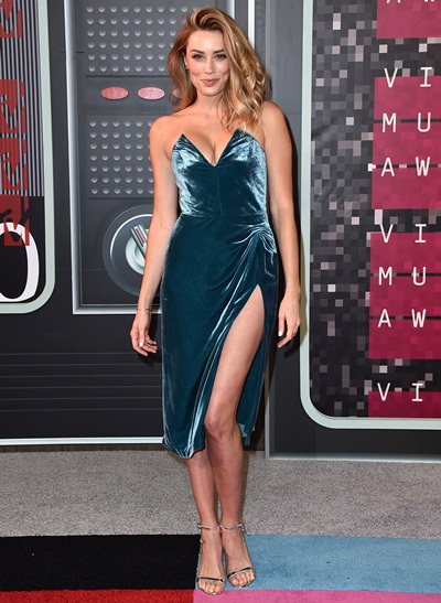 Arielle Vandenberg Height Weight Stats