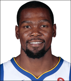 Basketball Player Kevin Durant