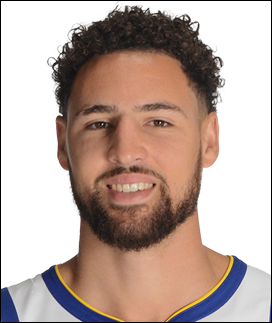 Basketball Player Klay Thompson