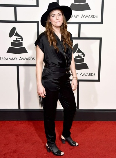 Brandi Carlile Height Weight Shoe Size