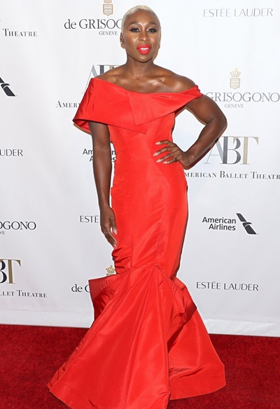 Cynthia Erivo Body Measurements Stats