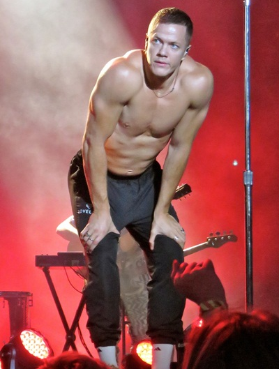 Dan Reynolds Body Measurements Stats