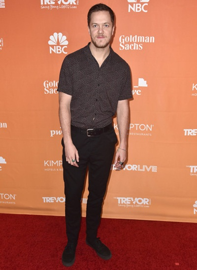Dan Reynolds Height Weight Shoe Size