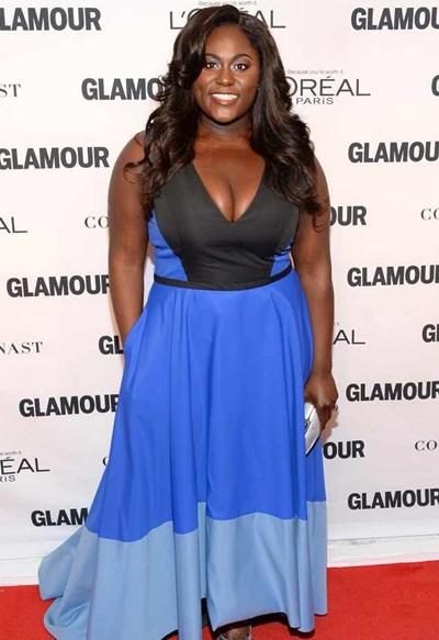 Danielle Brooks Body Measurements Stats