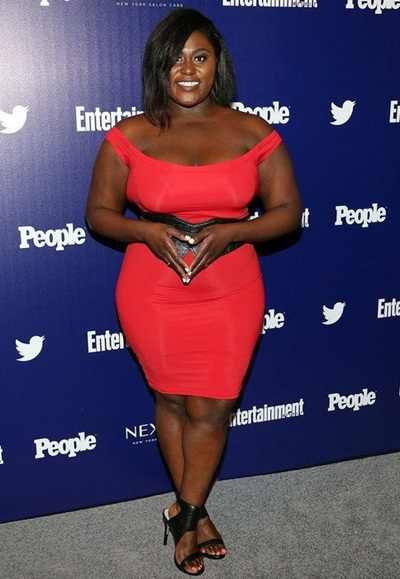 Danielle Brooks Height Weight Bra Size