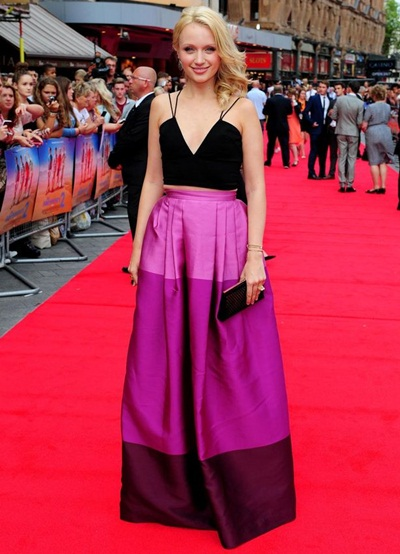 Emily Berrington Height Weight Bra Size