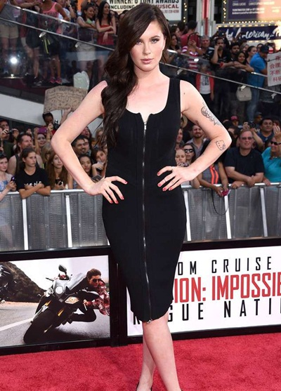 Ireland Baldwin Height Weight Shoe Size