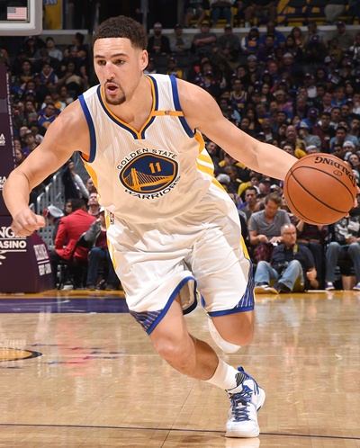 Klay Thompson Body Measurements Vital Stats