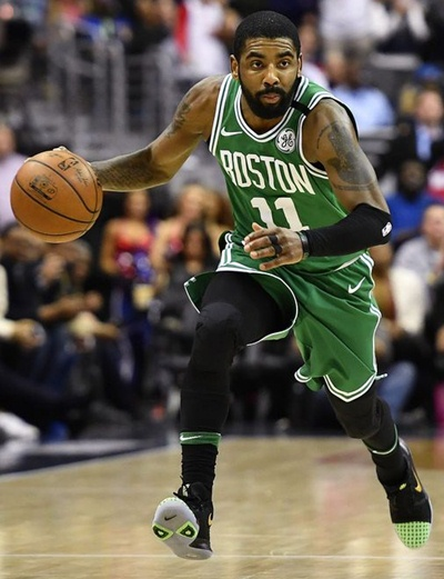 Kyrie Irving Body Measurements Stats