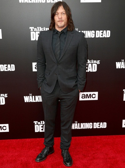 Norman Reedus Height Weight Shoe Size